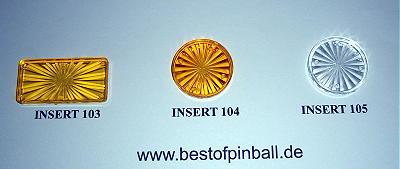Inserts - bestofpinball com